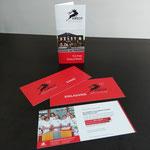 Flyer & Broschüren  |  Aktionsflyer und Informationsbroschüren für die Hirsch Apotheke Grevenbroich