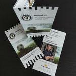 Flyer  |  Informationsflyer des BV Wevelinghoven zur Gewinnung neuer Mitglieder