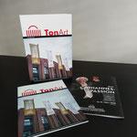 TonArt  |  Jährlich erscheinendes Mitglieder-Magazin des Fördervereins der Tonhalle Düsseldorf