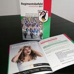 Regimentsbefehl  |  Informationsbroschüre für die Schützen des Bürger-Schützen-Vereins (BSV) Wevelinghoven