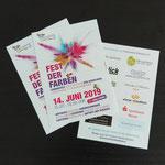Flyer  |  Veranstaltungs-Flyer und -Plakate für Aktionen der Kindertagesstätte