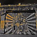 Gemälde im Getsemani-Quartier in Cartagena