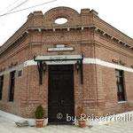 Gebäude in Gaiman