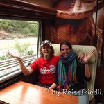 Unterwegs zum Machu Picchu