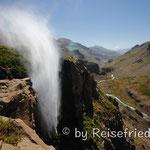 Wasserfall im Maulegal