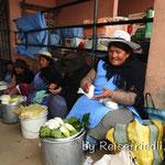 Markt in Tarabuco