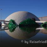 Moderne Gebäude in Brasilia