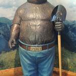 Smokey der Bär