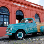 Oldtimer in Colonia Sacramento