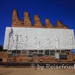 Denkmal des Chaco-Kriegs
