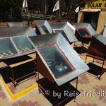 Solarküche in Villaseco
