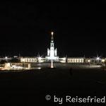 Fatima bei Nacht