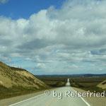 Weite in Patagonien