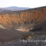 Fulkankrater im Death Valley