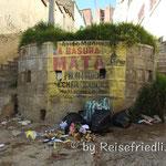 Hier soll (kein) Müll deponiert werden