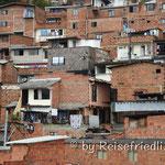 Häuser in Medellin