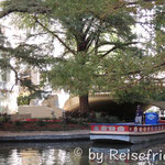 Riverwalk in San Antonio