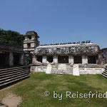 Pyramiden von Palenque