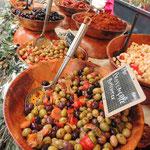 Markt in Martigues