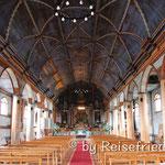 Kirche in Chonchi