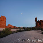 Balanced Rock im Arches NP