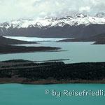 Sicht auf den Perito Moreno Gletscher