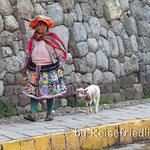 Spaziergang in Cusco