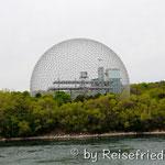 Biosphäre in Montreal