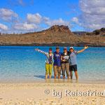 Baselbieter auf den Galapagos