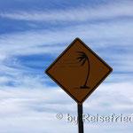 Warnung vor dem patagonischen Wind