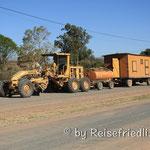 Wohnwagen alla Chaco