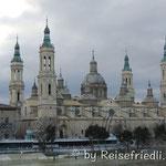 Kathedrale del Pila in Zaragoza