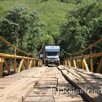 Brücke bei Semuc Champey