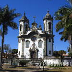 Kirche in São Jão del Rey