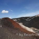 Aufstieg Cerro Negro