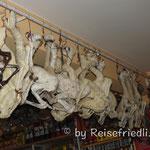 Lamaföten zu verkaufen