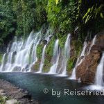 Wasserfall bei Juayúa