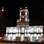 Burnes Aires in der Nacht