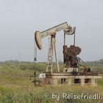Öl-Pumpe in Texas