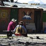 Schamanen in La Paz