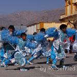 Tänzer in Cafayate