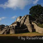 Pyramiden von Altun Ha