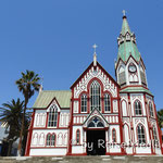 Kirche in Arica vom gleichen Architekten wie der Eifelturm