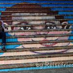 Treppe in Medellin