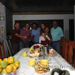 Zu Besuch bei Brasilianern