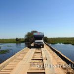 Vertrauenserweckende Brücke