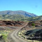 Im Krater von Managua