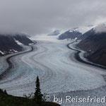 Salmon Glacier in Hyder