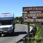 Start der Carretera Austral