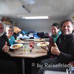 Nachtessen im Friedli mit Anita und Sepp aus Lausen